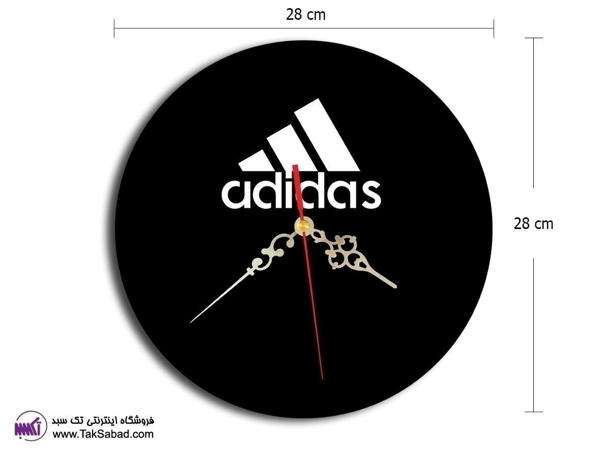 ساعت دیواری adidas