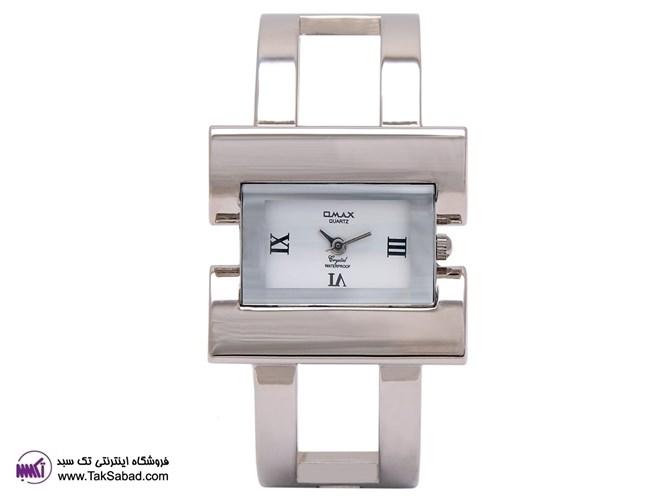 ساعت دستبندی فلزی