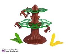 بازی پرتاب میمون
