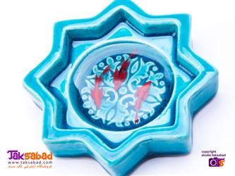 ماهی سه بعدی با رزین