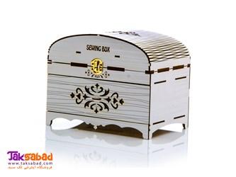 جعبه خیاطی عروس