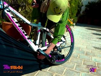 چادر مسافرتی دوچرخه