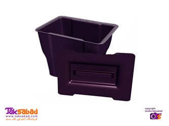 سطل زباله کابینتی ارزان