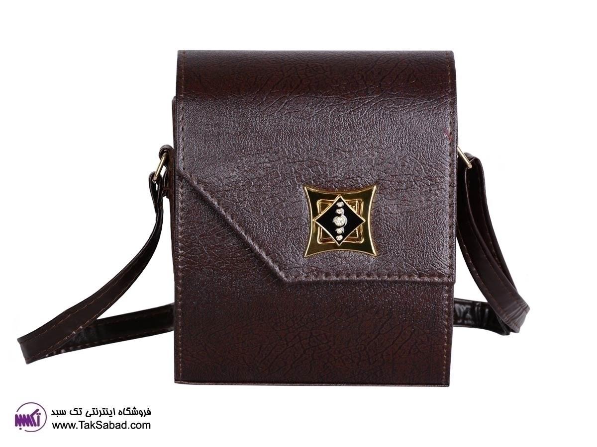 کیف اسپرت قهوه ای