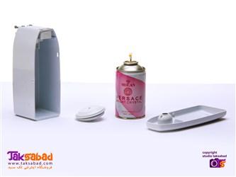 دستگاه خوشبو کننده دستشویی