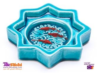 حوض ماهی سه بعدی