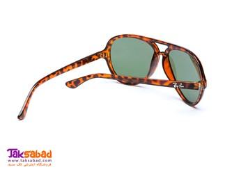 عینک آفتابی ریبن کت پلنگی