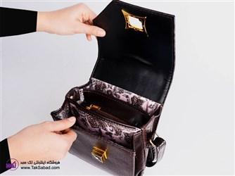 کیف دخترانه قفل ستاره ای