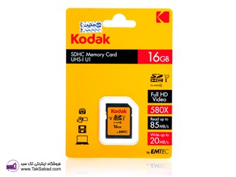 KODAK SDHC MEMORY CARD