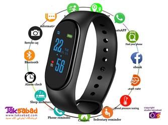 دستبند سلامتی هوشمند