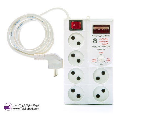 6LA MICRO SUPER POWER PROTECTION