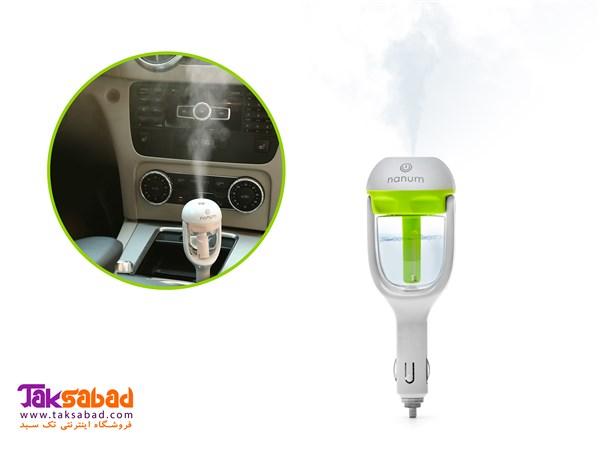 دستگاه بخور سرد فندکی ماشین Car Humidifier