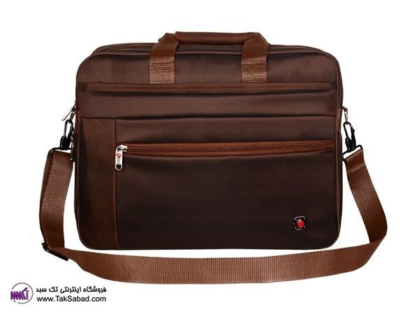 کیف لپ تاپ قهوه ای
