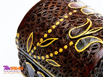 باکس چوبی جواهرات