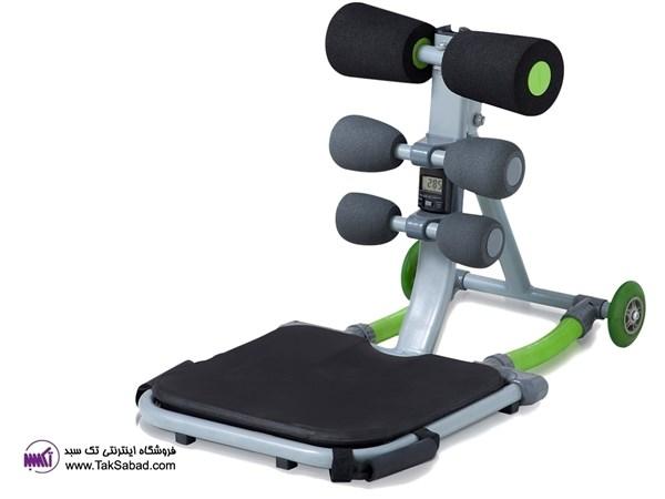 دستگاه ورزشی total core