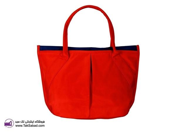 کیف دخترانه قرمز