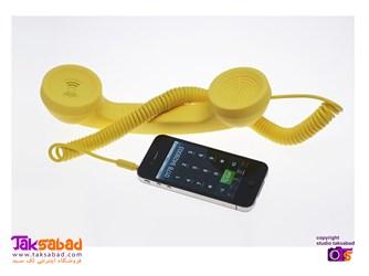 هدست مدل گوشی تلفن