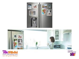 پاکت عکس برای روی یخچال