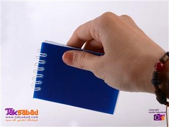 دفتر یادداشت فنری