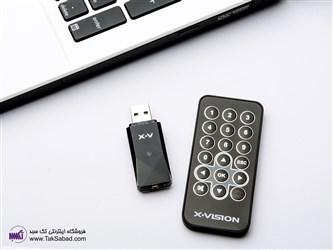 گیرنده دیجیتال x.vision4100