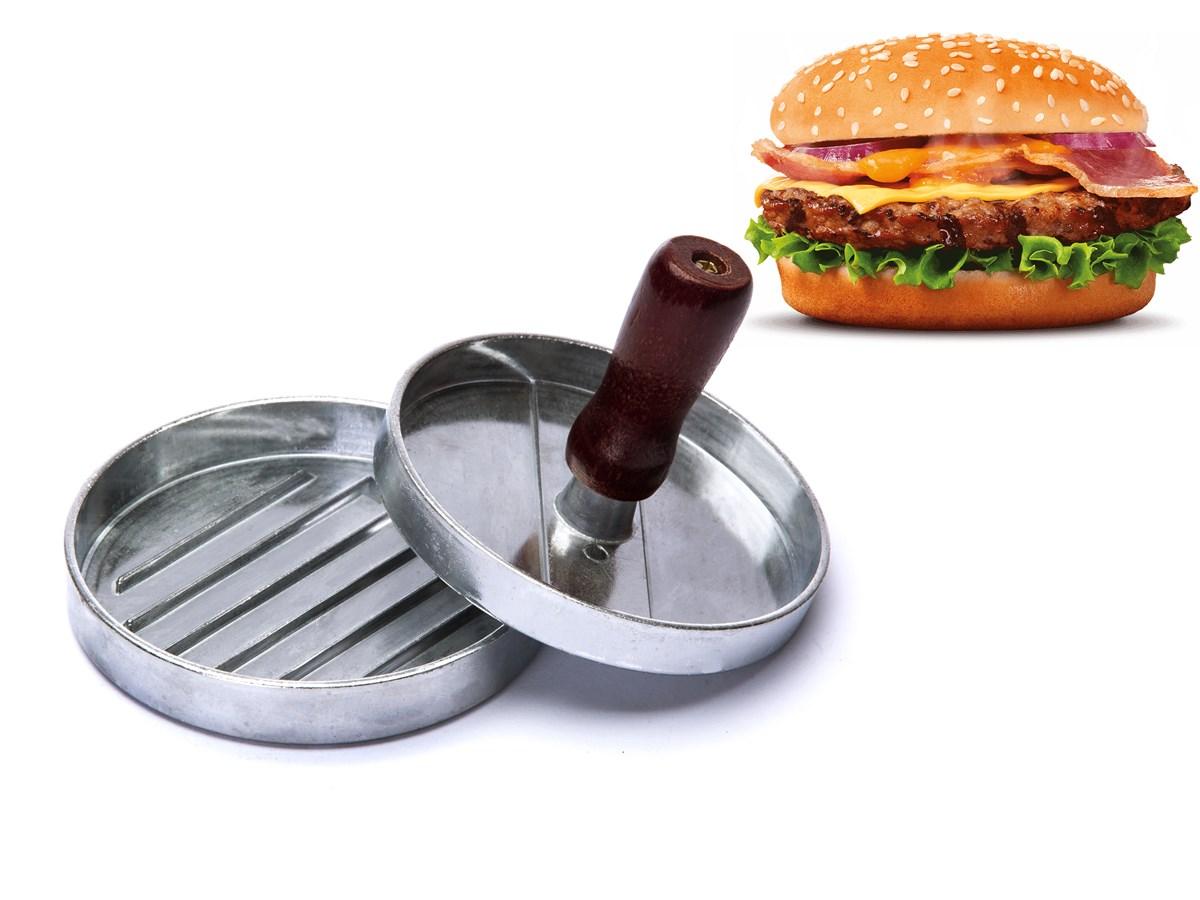 همبرگرساز دستی