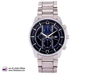 CASIO EDIFICE 1102 BLACK WATCH