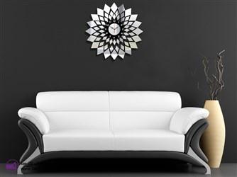 ساعت دیواری فانتزی آینه ای خورشید
