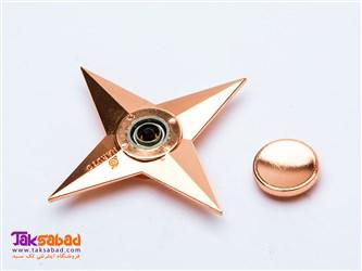 فیجت اسپینر فلزی ستاره