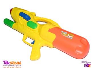 تفنگ آب پاش خیلی قوی