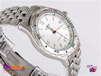 ساعت مچی فلزی مردانه