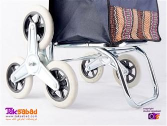 چرخ خرید دستی پله رو