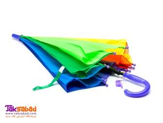 چتر کودک هفت رنگ