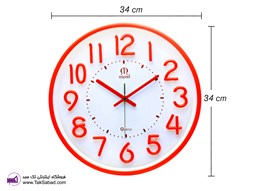 ساعت قرمز
