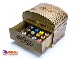 جعبه خیاطی چندکاره
