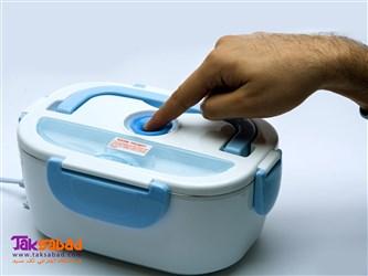 ظرف غذا برقی لانچ باکس L301