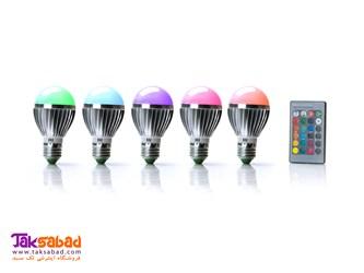 لامپ LED ریموت دار