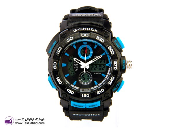 3197ME G-SHOCK WATCH-BLACK1