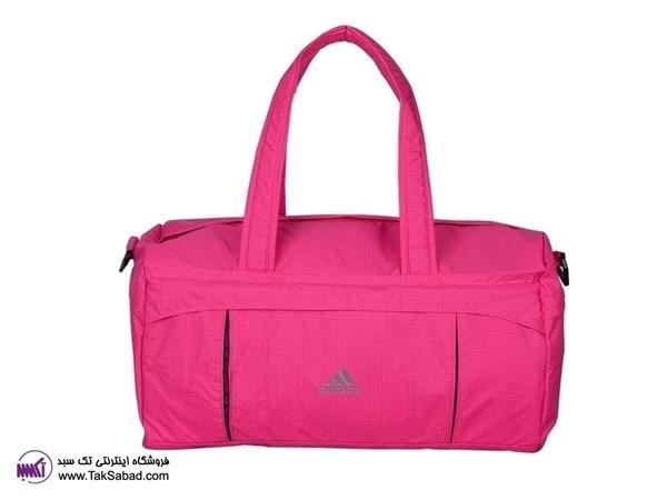 کیف ورزشی صورتی