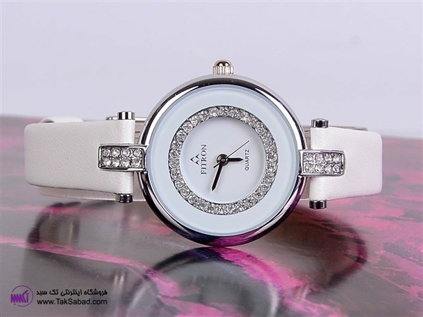 FITRON 8142L WHITE WATCH