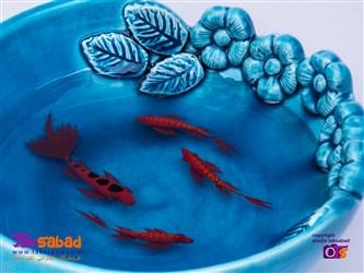 تنگ ماهی سه بعدی
