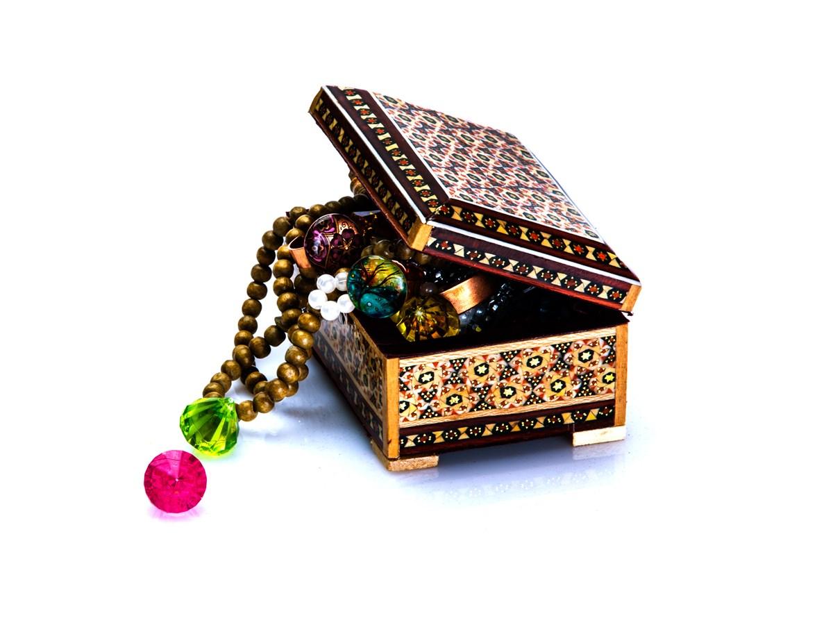 جعبه جواهرات خاتم