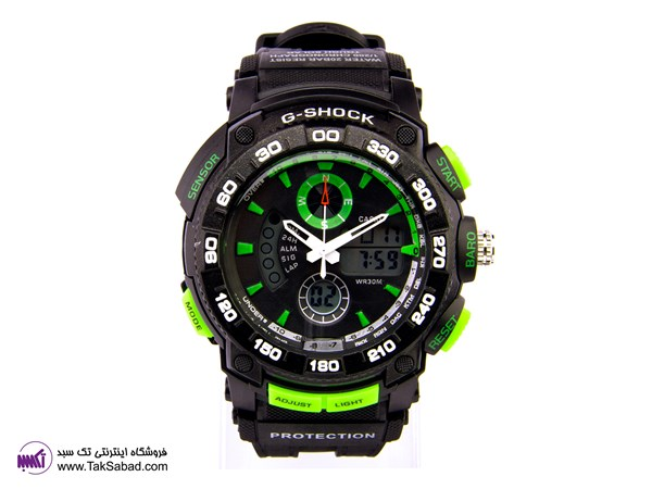 3197ME G-SHOCK WATCH-BLACK2