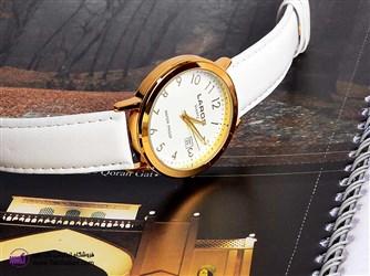 ساعت مچی سفید لاروس