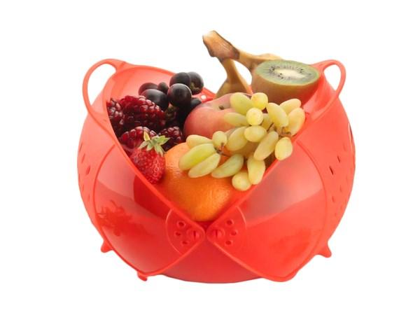 سبد میوه  چند منظوره آبکش دار