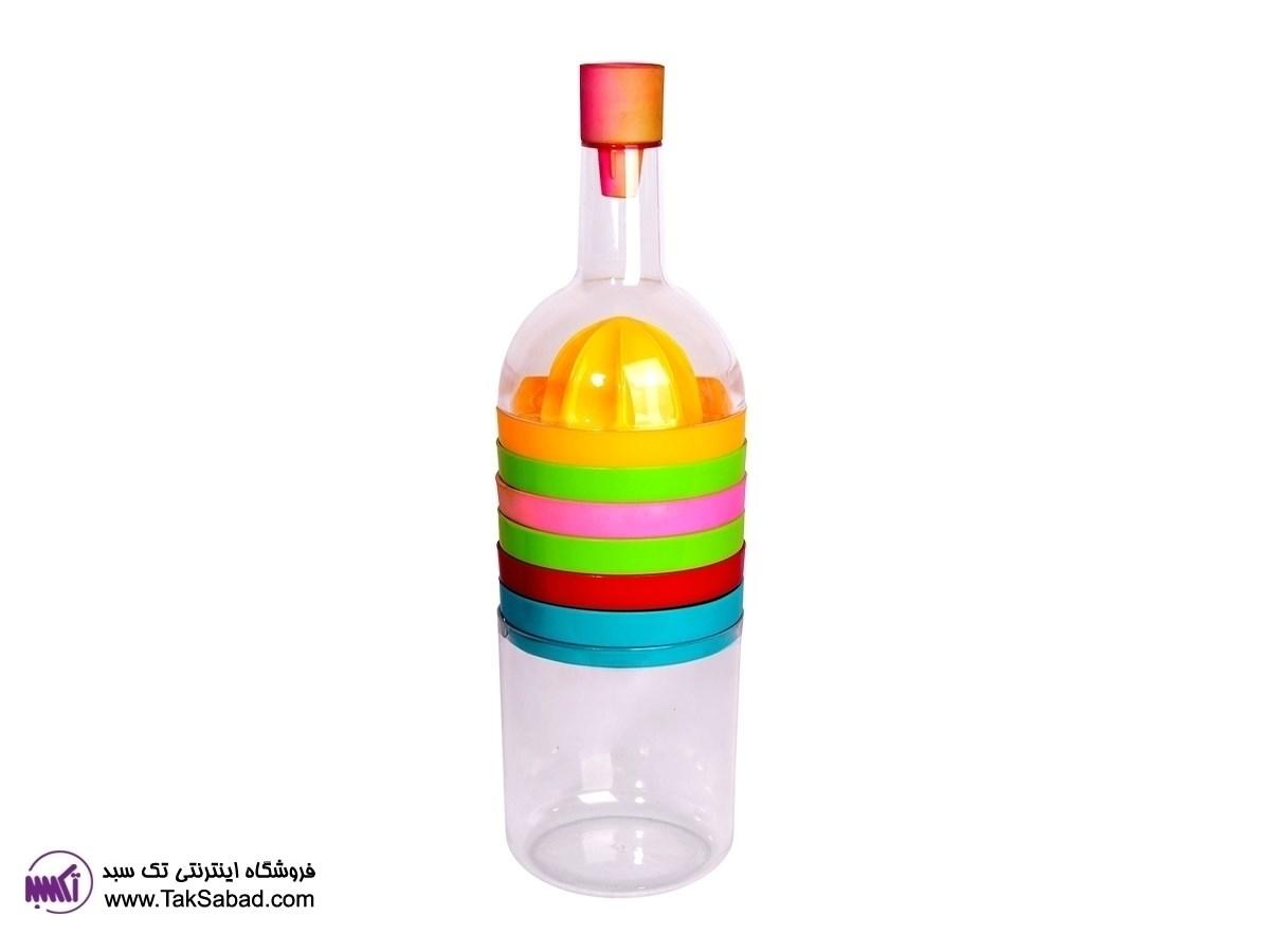 بطری هشت کاره جادویی