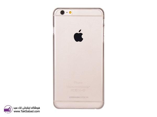 قاب آیفون شفاف برای +iphone 6+/6s