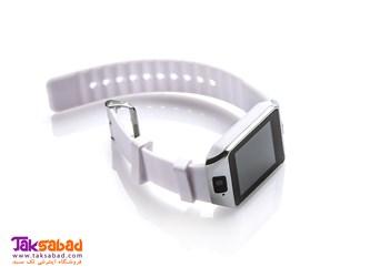 ساعت هوشمند رنگ سفید