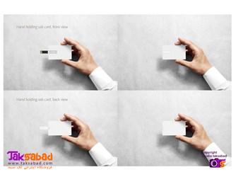 فلش مموری کارتی تبلیغاتی