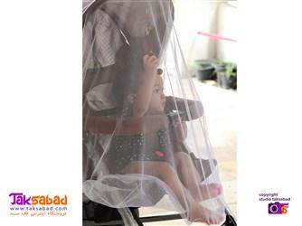 توری پشه بند نوزاد