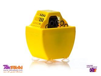 حباب ساز برقی